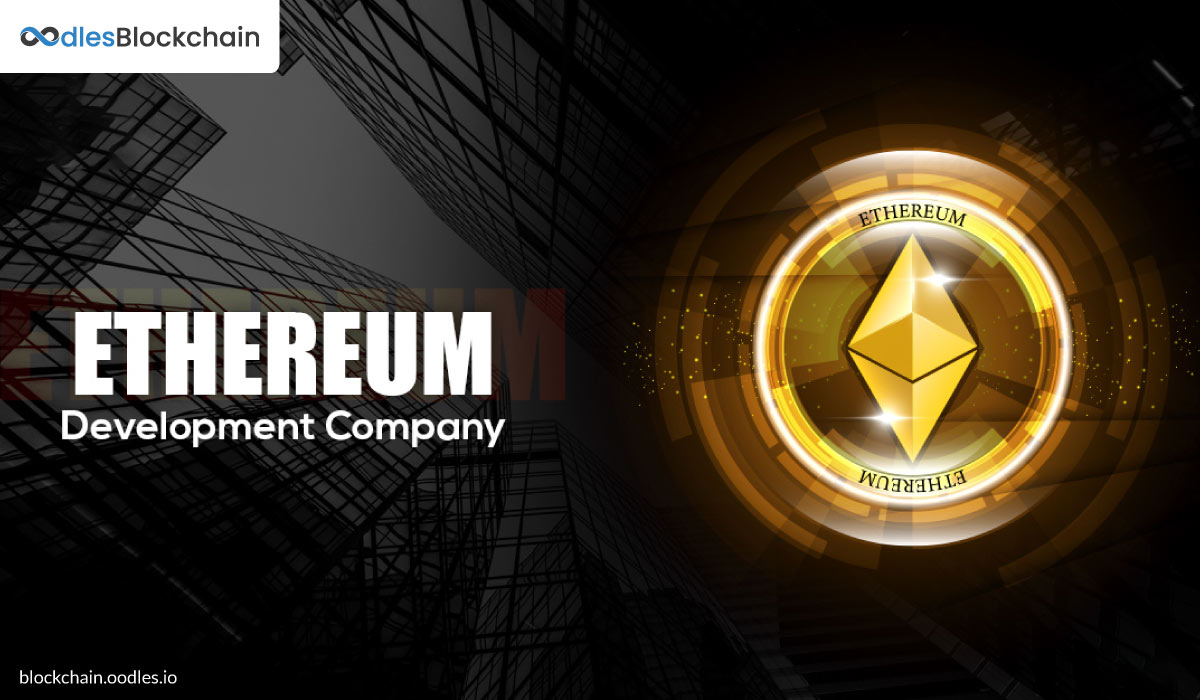 Ethereum App Development Company